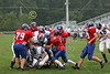 September 17, 2005 Lakewood Lancers at Granville Blue Aces, JV Ball