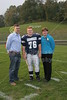 (76) Jacob Stritzke - 2005 Parent's Night, Freshmen Parents - October 14, 2005 Licking Valley Panthers at Granville Blue Aces