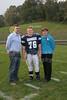(76) Jacob Stritzke - 2005 Parent's Night, Freshmen Parents - October 14, 2005 Licking Valley Panthers at Granville Blue Aces