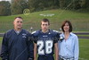 (28) Michael Goodwin - 2005 Parent's Night, Freshmen Parents - October 14, 2005 Licking Valley Panthers at Granville Blue Aces