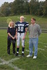 (88) Scott Comisford - 2005 Parent's Night, Freshmen Parents - October 14, 2005 Licking Valley Panthers at Granville Blue Aces