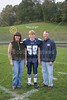 (59) Tom Nugent - 2005 Parent's Night, Freshmen Parents - October 14, 2005 Licking Valley Panthers at Granville Blue Aces