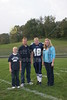 (18) Adam Alderman - 2005 Parent's Night, Freshmen Parents - October 14, 2005 Licking Valley Panthers at Granville Blue Aces
