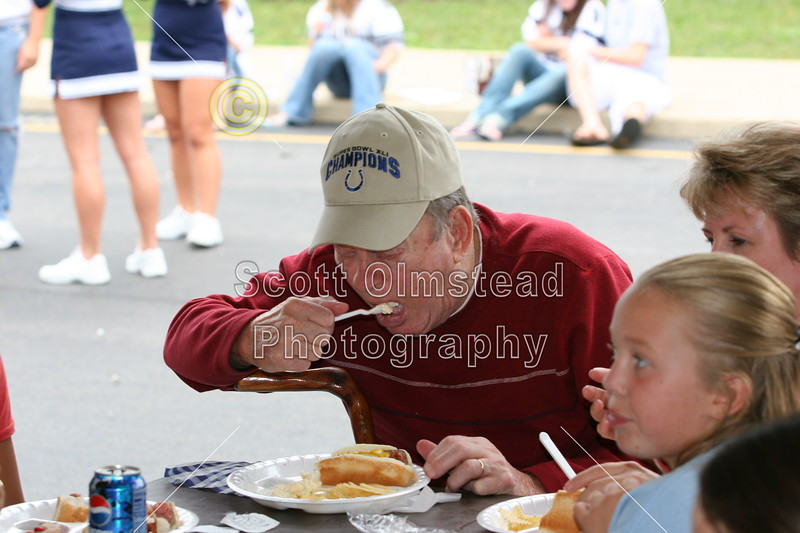 Friday, September 14, 2007 - Newark Catholic Green Wave at Granville Blue Aces