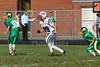 (19) Steven Carpenter - September 14, 2009 Granville Blue Aces at Newark Catholic Green Wave, Freshman Football