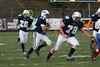 October 26, 2009 Lakewood Lancers at Granville Blue Aces, Freshman Football