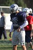 Friday, October 29, 2010 - Granville Blue Aces final football practice of the 2010 season including Senior Tackle