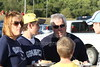 Friday, September 3, 2010 - Utica Redskins at Granville Blue Aces Tailgate - Varsity Football