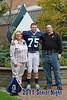 Friday, October 21, 2011 - Granville Blue Aces Football Senior Night