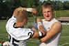 Team Warm-Ups - Friday, September 2, 2011 - Granville Blue Aces at Utica Redskins