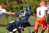 1st Half - Monday, October 10, 2011 - Heath Bulldogs at Granville Blue Aces - 7th Grade Middle School