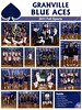 Game Program - Friday, August 26, 2011 - Johnstown Johnnies at Granville Blue Aces - VARSITY