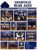 Game Program - Friday, August 26, 2011 - Johnstown Johnnies at Granville Blue Aces - VARSITY