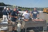 Tailgate - Friday, August 26, 2011 - Johnstown Johnnies at Granville Blue Aces - VARSITY