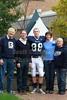 Senior Night - Friday, October 21, 2011 - Newark Catholic Green Wave at Granville Blue Aces
