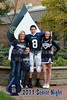 Senior Night - Friday, October 21, 2011 - Newark Catholic Green Wave at Granville Blue Aces