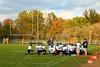 Monday, October 8, 2012 - Granville Middle School Blue Aces at Heath Middle School Bulldogs - 7th GRADE
