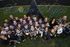 Friday, October 26, 2012 - Columbus, Academy Vikings at Granville Blue Aces  - Senior Night