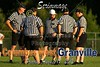 Friday, August 17, 2012 - Columbus West Cowboys at Granville Blue Aces - Pre-Season Scrimmage