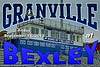 Friday, September 14, 2012 - Granville Blue Aces at Bexley Lions