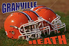 Friday, October 5, 2012 - Granville Blue Aces at Heath Bulldogs