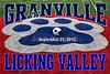 Friday, September 21, 2012 - Granville Blue Aces at Licking Valley Panthers