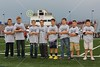 Pregame Warm-Ups - Friday, September 21, 2012 - Granville Blue Aces at Licking Valley Panthers
