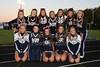 Granville Cheerleaders  - Friday, October 12, 2012 - Lakewood Lancers at Granville Blue Aces