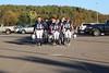Pregame Warm-Ups - Friday, October 12, 2012 - Lakewood Lancers at Granville Blue Aces