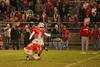 OVERTIME! - Saturday, November 3, 2012 - Granville Blue Aces at Dover Tornadoes - OHSAA Playoffs