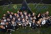 Senior Night - Friday, October 26, 2012 - Columbus Academy Vikings at Granville Blue Aces