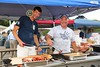 Tailgate - Friday, August 31, 2012 - Utica Redskins at Granville Blue Aces
