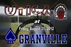 Friday, August 31, 2012 - Utica Redskins at Granville Blue Aces