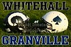Friday, September 28, 2012 - Whitehall-Yearling Rams at Granville Blue Aces - HOMECOMING