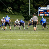 Saturday, August, 31, 2013 - Bexley Lions at Granville Blue Aces - Junior Varsity