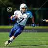 Saturday, August, 31, 2013 - Bexley Lions at Granville Blue Aces - Junior Varsity