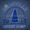 Monday, September 16th - Tuesday, September 17th - Wednesday, September 18th - Granville High School Blue Aces Cheer Camp