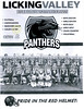 Official Game Program - Friday, November 1, 2013 - Granville Blue Aces at Licking Valley Panthers