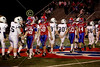 Final - Friday, November 1, 2013 - Granville Blue Aces at Licking Valley Panthers