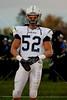 Pregame Warmups - Friday, November 1, 2013 - Granville Blue Aces at Licking Valley Panthers