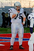 Pregame Warmups - Friday, November 1, 2013 - Granville Blue Aces at Licking Valley Panthers