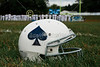 Friday, September 13, 2013 - Granville Blue Aces at Cambridge Bobcats played in Cambridge, Ohio