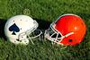 Pregame Warm-Ups - Friday, September 6, 2013 - Heath Bulldogs at Granville Blue Aces