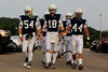 Friday, September 20, 2013 - Johnstown Johnnies at Granville Blue Aces