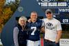 Senior Night - Friday, October 18, 2013 - Lakewood Lancers at Granville Blue Aces
