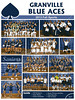 Official Game Program - Friday, October 18, 2013 - Lakewood Lancers at Granville Blue Aces - Senior Night
