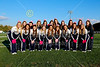 Blue Aces Cheerleaders - Thursday, October 24, 2013 - Newark Catholic Green Wave at Granville Blue Aces