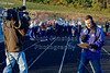 Game is covered by CW Television of Central Ohio - Thursday, October 24, 2013 - Newark Catholic Green Wave at Granville Blue Aces