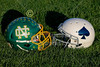 Thursday, October 24, 2013 - Newark Catholic Green Wave at Granville Blue Aces