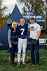Senior Night - Friday, October 18, 2013 - The Granville High School Blue Aces Class of 2014